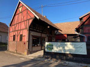 Savonnerie artisanale locale en Alsace
